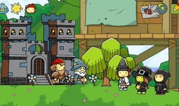 Scribblenauts Unlimited dated for Europe
