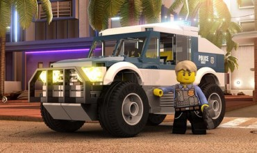 New LEGO City Undercover trailer surfaces