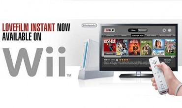 LOVEFiLM now available on Wii