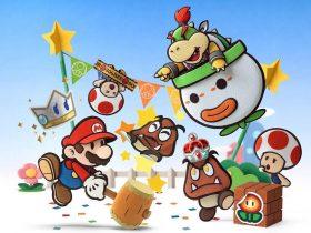 Paper Mario: Sticker Star Review Header