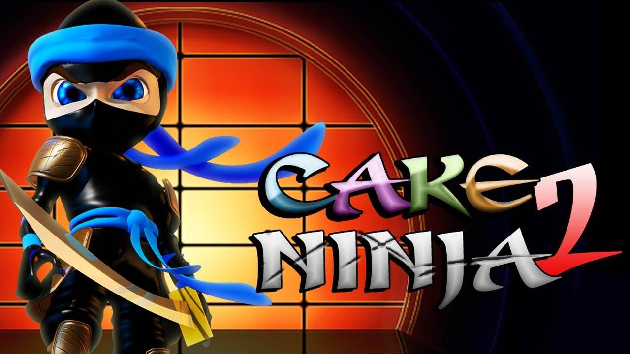 Cake Ninja 2 Review Header