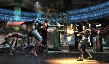 Injustice: Gods Among Us receives Wii U release date