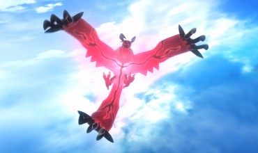 Pokémon X & Pokémon Y artwork and screens appear