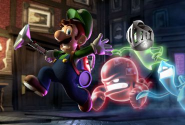 Luigi's Mansion 2 Review Header