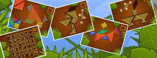 tangram-style