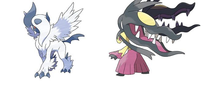 Ampharos absol and mawile join pok mon x y 39 s mega - Absol evolution ...