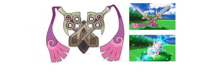 doublade-pokemon-x-y