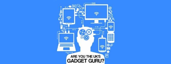 Gadget Guru Header