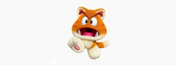 Cat Goombas Join Super Mario 3d World Nintendo Insider