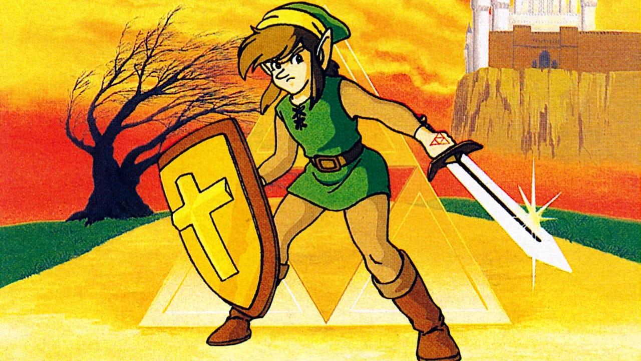 Zelda II: The Adventure Of Link Review Header