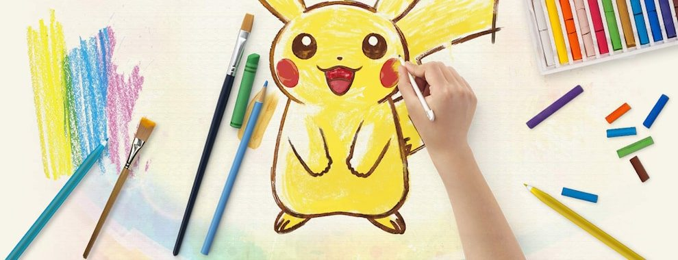 Pokemon Art Academy Art Pokemon-art-academy