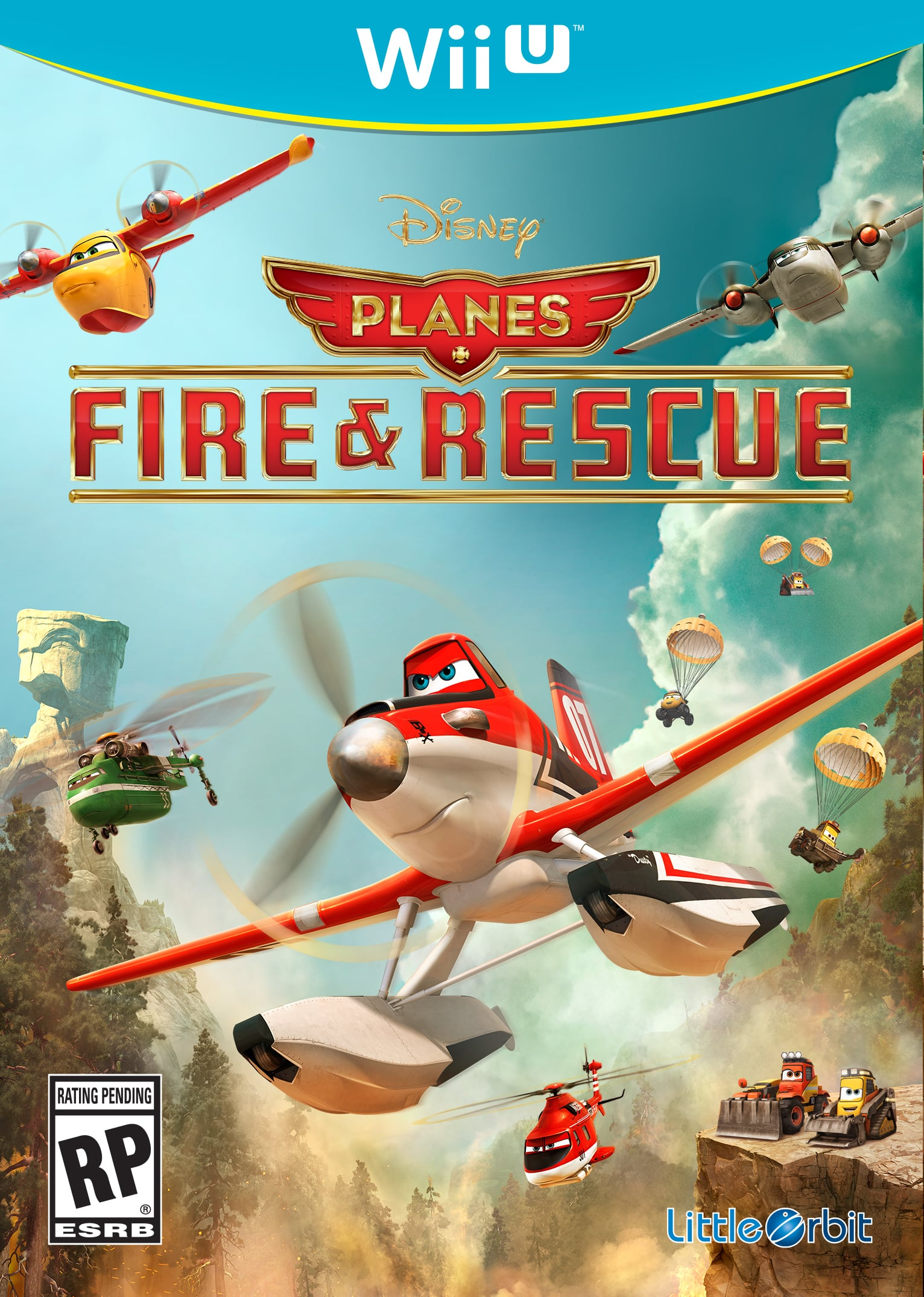 Movies Online :Planes: Fire & Rescue 2014