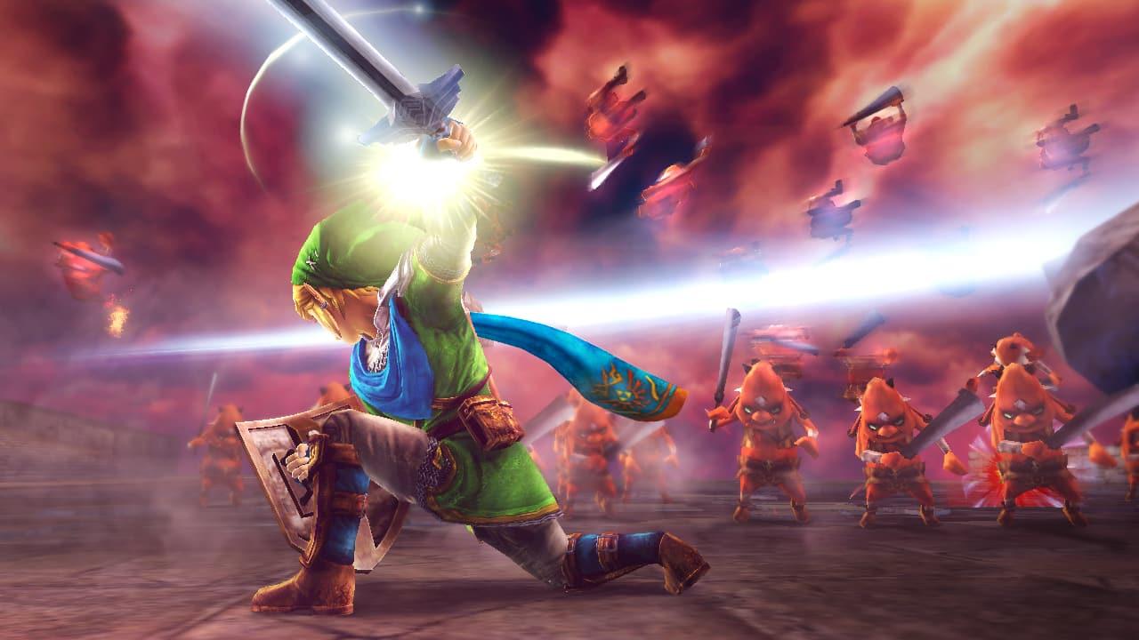 Hyrule Warriors Review Wii U Nintendo Insider