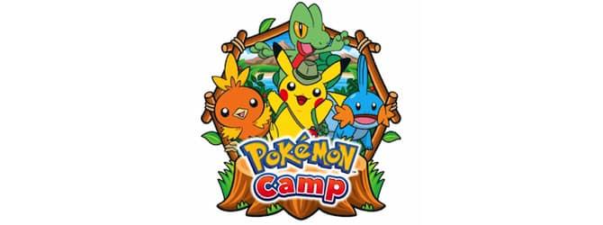 Pokémon Camp now available on iOS devices