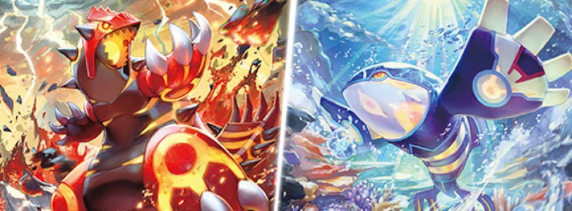 Causing Rock Showers in Pokémon TCG: XY – Primal Clash