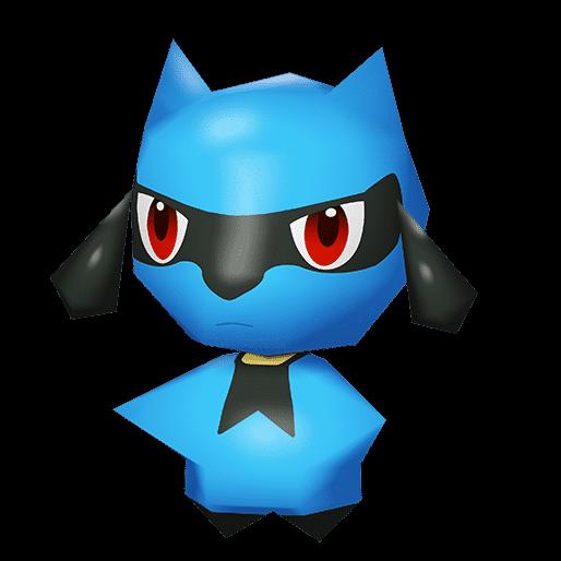 pokemon black how to get riolu
