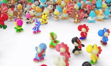 Yoshi's Woolly World makes UK chart debut in fourth place