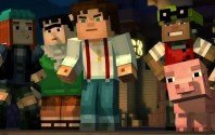 Telltale Games confirm Minecraft: Story Mode for Wii U release