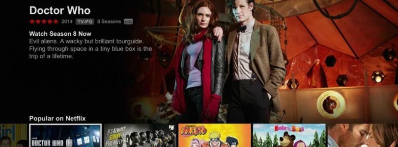 Netflix application receives momentous update on Wii U