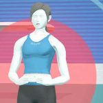 Wii Fit Trainer amiibo (No. 8 Super Smash Bros. Collection)
