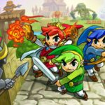 Zelda: Tri Force Heroes treated to Demo Code Distribution in Japan