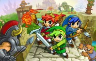 Zelda: Tri Force Heroes treated to Demo Code Distribution in Japan
