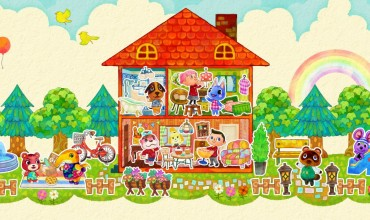 Animal Crossing: Happy Home Designer preview