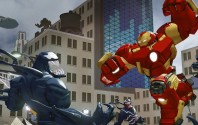 Disney Infinity's Marvel Battlegrounds Play Set to be revealed at New York Comic Con