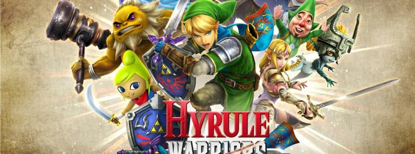 Hyrule Warriors Legends Review