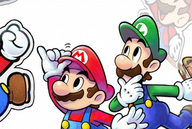 Amiibo Unlock Special Cards In Mario Luigi Paper Jam Bros