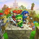 The Legend Of Zelda: Tri Force Heroes Review Header