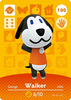 walker-animal-crossing-amiibo-card