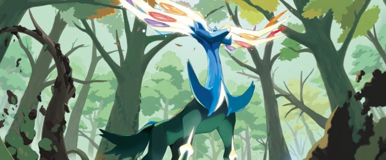 Shiny Xerneas, Yveltal and Zygarde distribution events ...