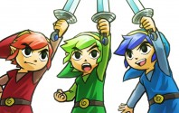 Den of Trials uncovered in Zelda: Tri Force Heroes Version 2.0.0 Update