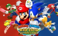 Mario & Sonic at the Rio 2016 Olympic Games Competes In Europe On April 8th