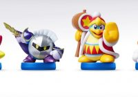 Four New Kirby amiibo Arrive On June 10th