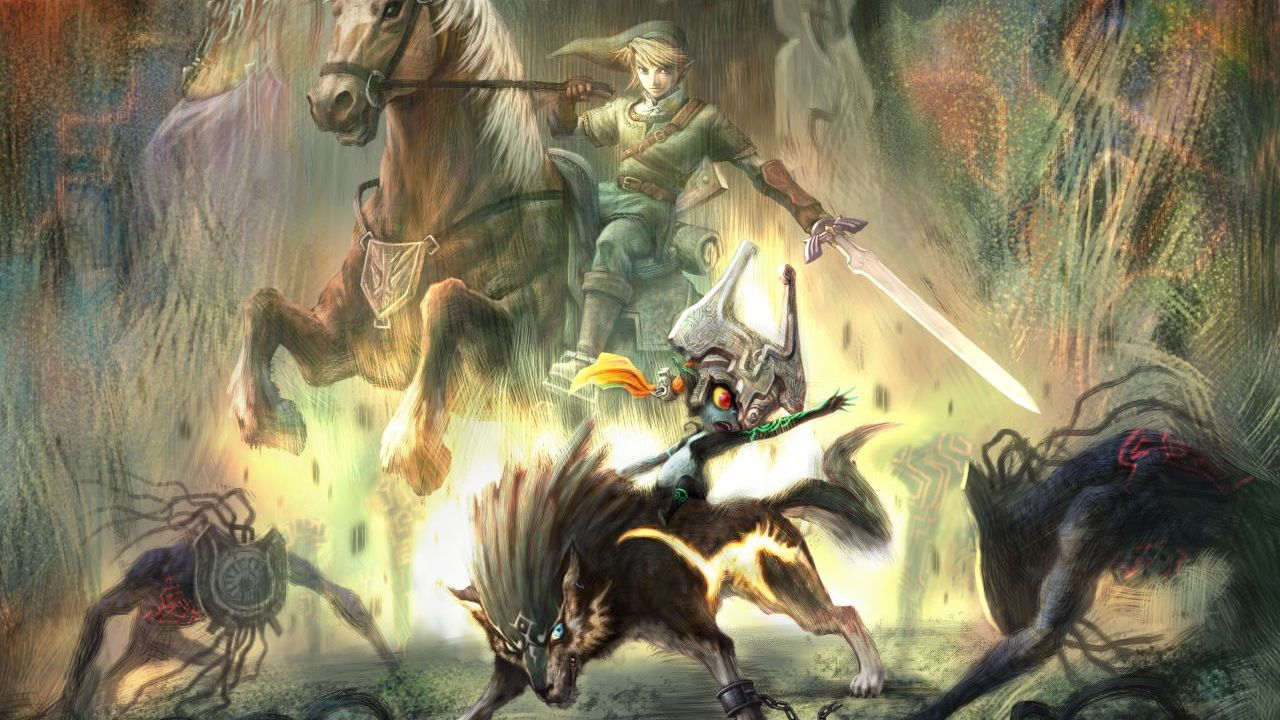 The Legend Of Zelda: Twilight Princess HD Review Header