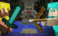 Free Battle Mini Game Charges Toward Minecraft Wii U Edition