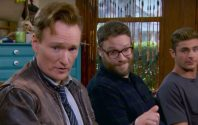 Conan O'Brien Takes On Seth Rogen & Zac Efron In Mario Kart 8