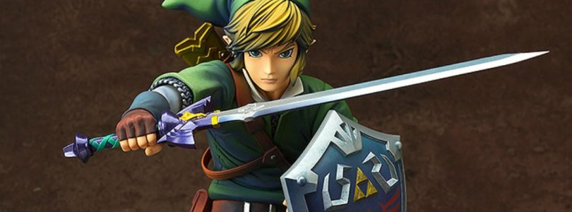 Good Smile Reveal Impressive Skyward Sword Link Figure