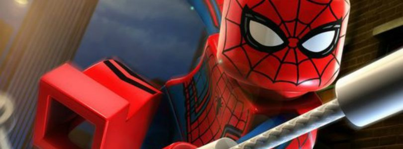 Spider-Man Character Pack Web-Slings To LEGO Marvel's Avengers