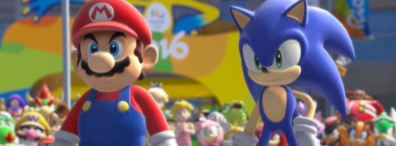 Nintendo Break Down Modes In Mario & Sonic At The Rio 2016 Olympic Games