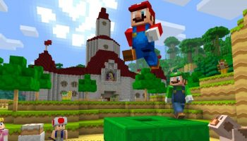 Minecraft Wii U Edition Patch 14 Update Now Available