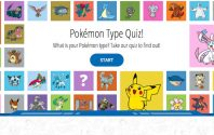 Take The Pokémon Type Quiz!