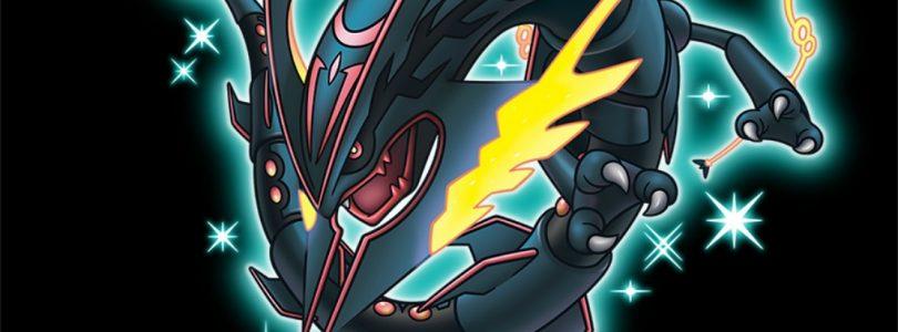 Shiny Rayquaza Event Descends On Pokémon Center Skytree Town