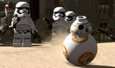 BB-8 Beeps Into Action In LEGO Star Wars: The Force Awakens Vignette