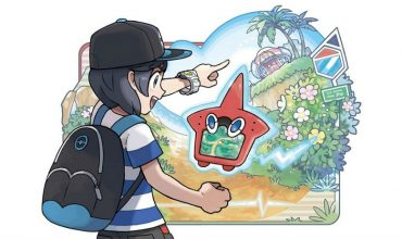 The Rotom Pokédex Is Your Guide In Pokémon Sun And Moon