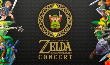 The Legend of Zelda 30th Anniversary Concert Resounds Across Japan
