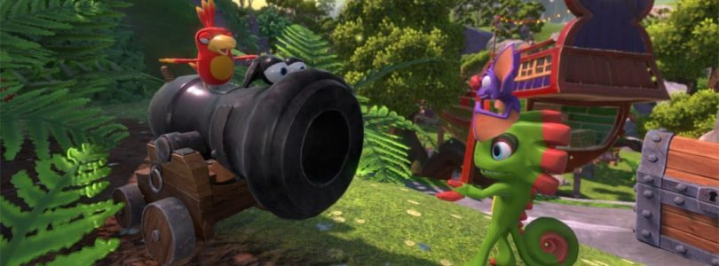 Yooka-Laylee Trailer Spreads Flatulence And Joy