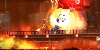 RIVE Shoots To Nintendo Switch With Exclusive Expansion